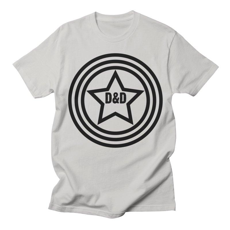 D&D - Dawn & Drew Star logo Men's Regular T-Shirt by Drew's Barn Burner Shop