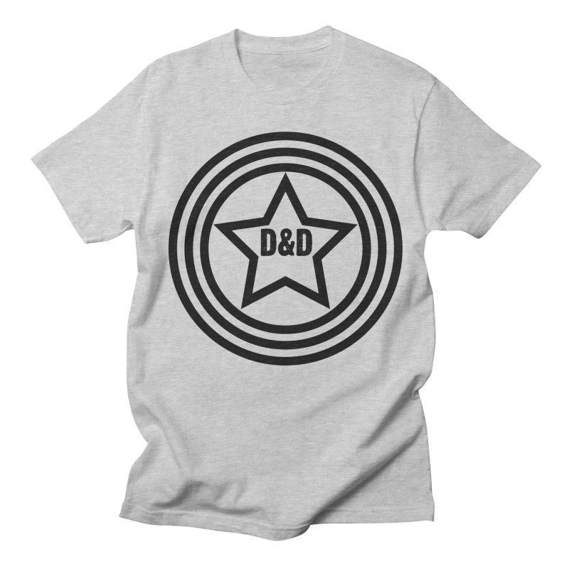 D&D - Dawn & Drew Star logo Women's Regular Unisex T-Shirt by Drew's Barn Burner Shop