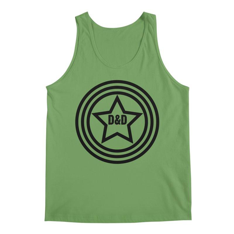 D&D - Dawn & Drew Star logo Men's Tank by Drew's Barn Burner Shop