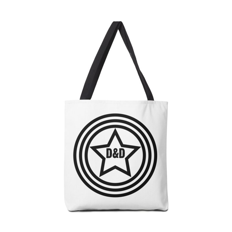 D&D - Dawn & Drew Star logo Accessories Bag by Drew's Barn Burner Shop