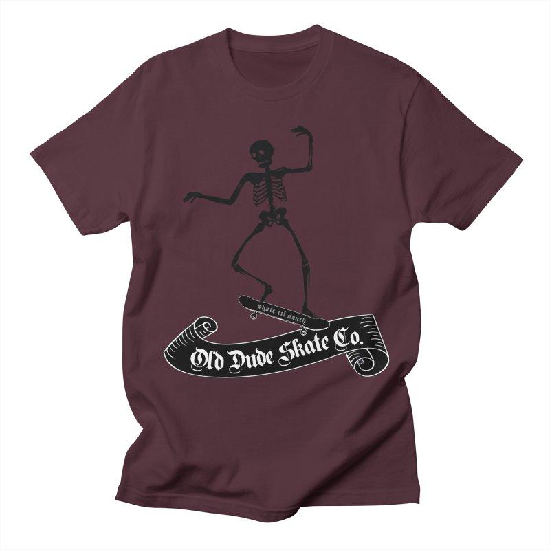 ODS Grinding Skelton Women's Regular Unisex T-Shirt by Drew's Barn Burner Shop