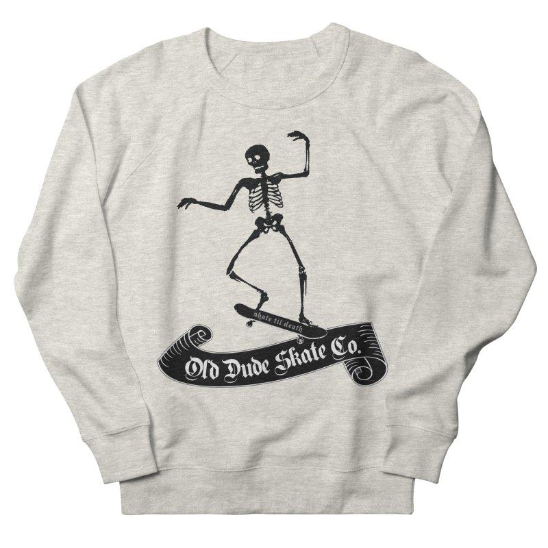 ODS Grinding Skelton Women's Sweatshirt by Drew's Barn Burner Shop