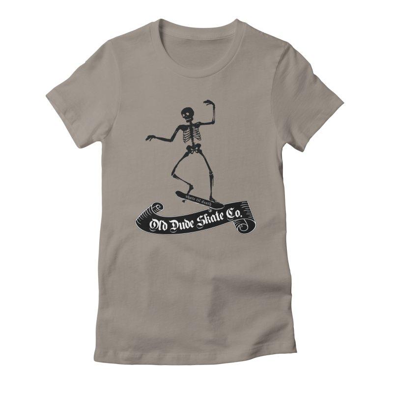 ODS Grinding Skelton Women's T-Shirt by Drew's Barn Burner Shop