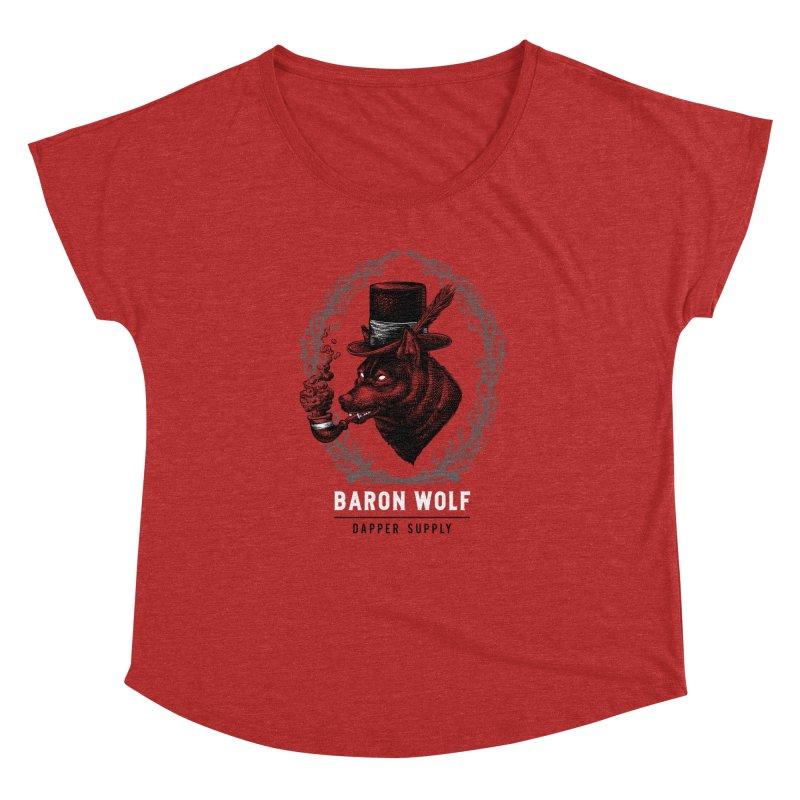 BARON WOLF DAPPER SUPPLY Women's Dolman by Baron Wolf Creative