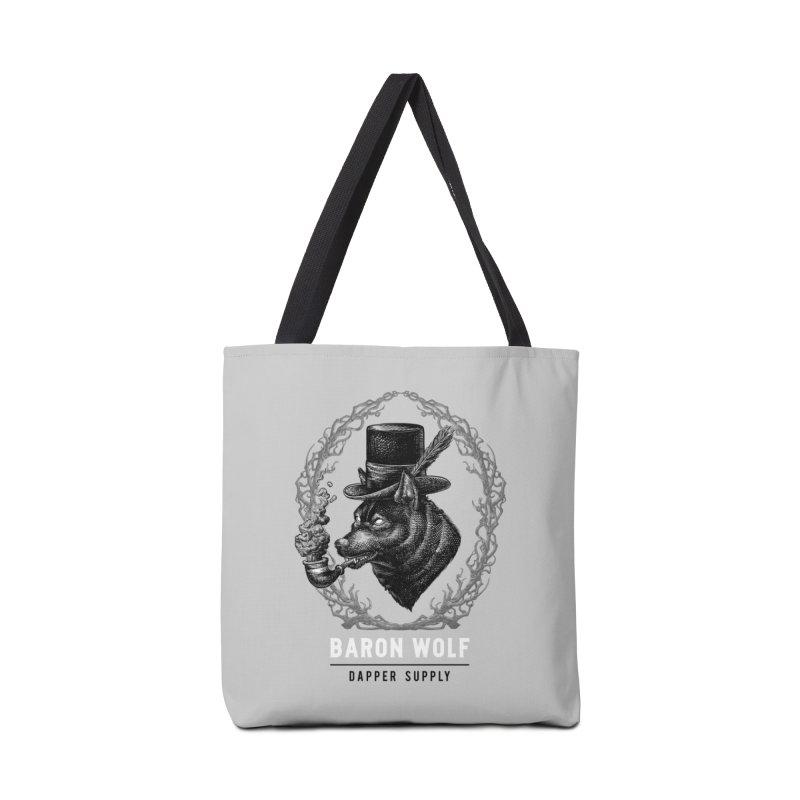 BARON WOLF DAPPER SUPPLY Accessories Bag by Baron Wolf Creative