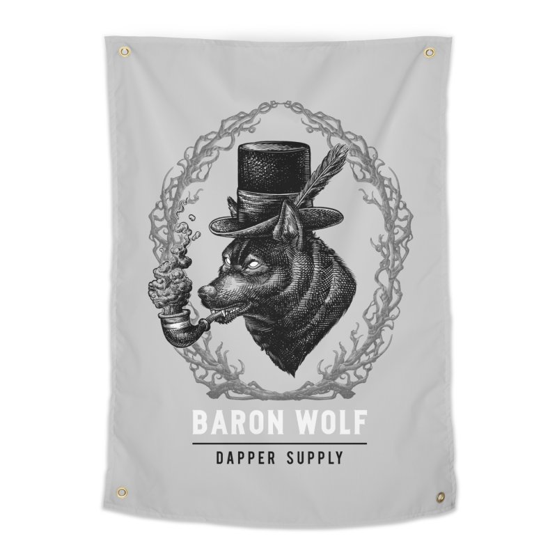 BARON WOLF DAPPER SUPPLY Home Tapestry by Baron Wolf Creative