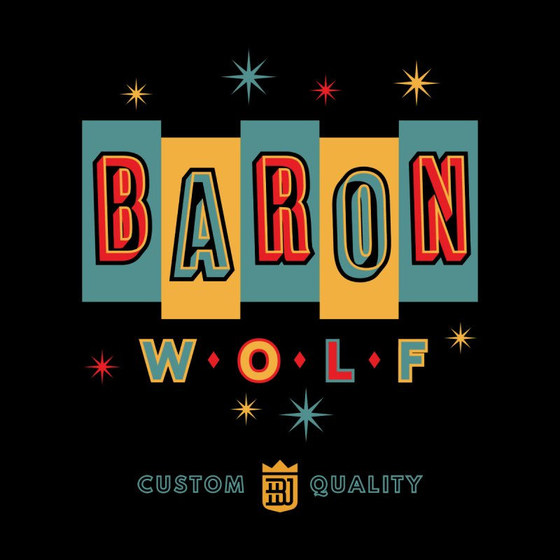 BARON WOLF RETRO by Baron Wolf Creative