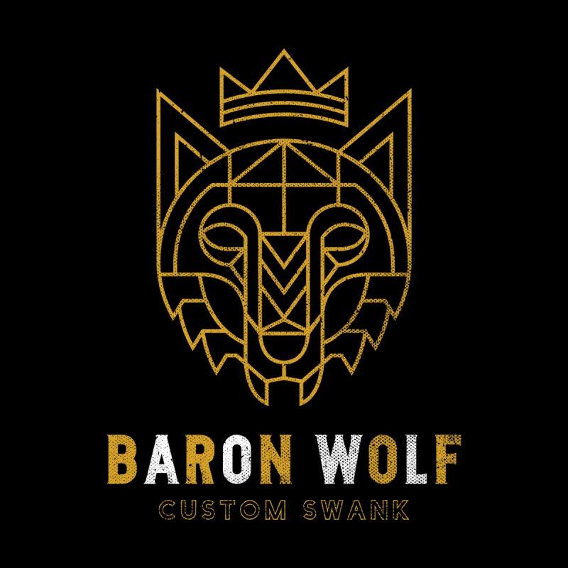 BARON WOLF LOGO by Baron Wolf Creative