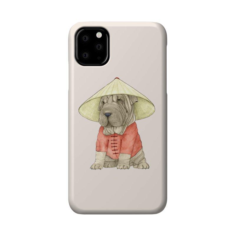 Shar Pei Accessories Phone Case by Barruf