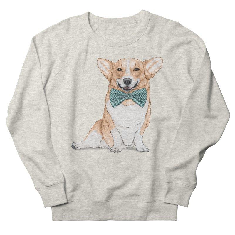 Corgi Dog Women's Sweatshirt by Barruf