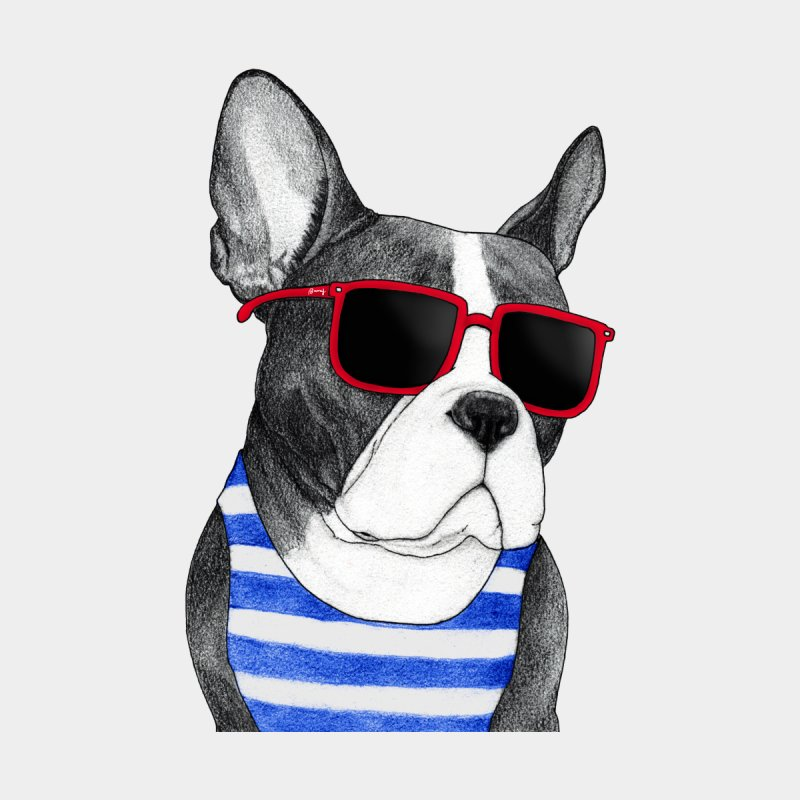 Frenchie Summer Style Accessories Sticker by Barruf