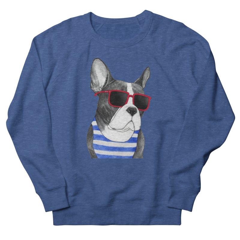Frenchie Summer Style Men's Sweatshirt by Barruf