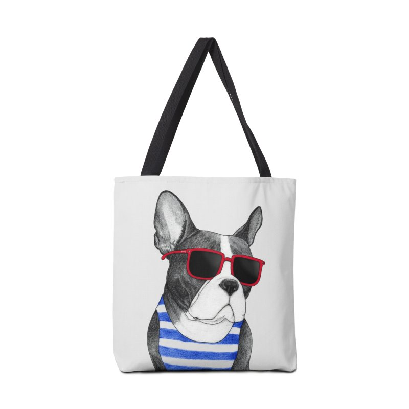 Frenchie Summer Style Accessories Bag by Barruf