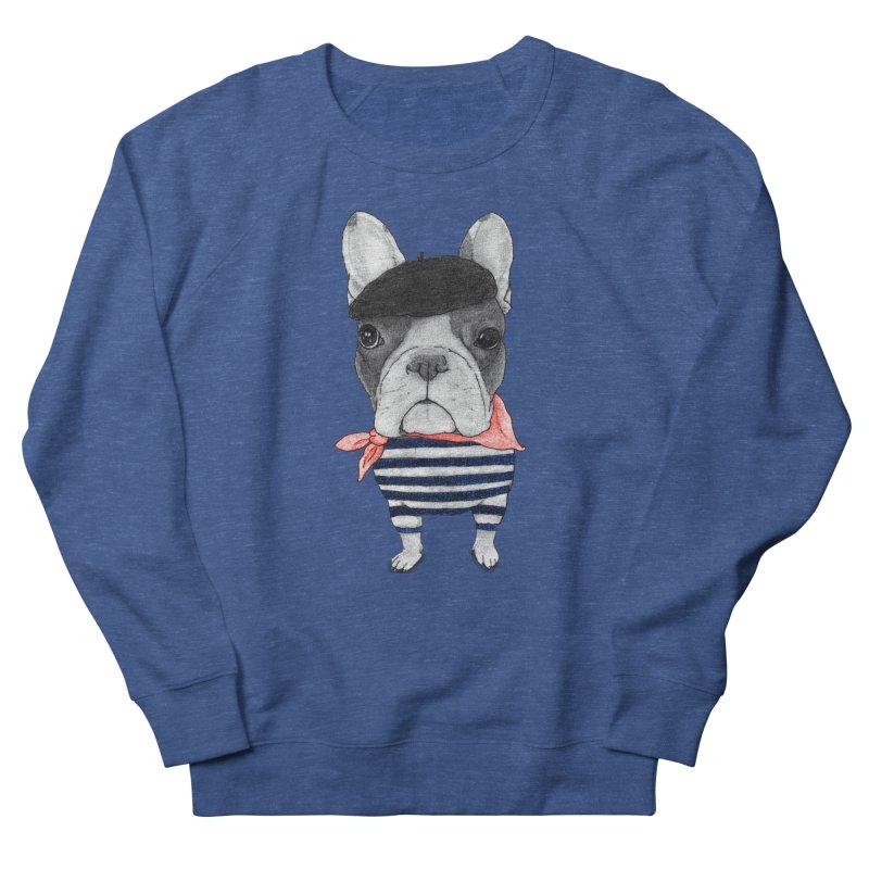 French Bulldog Women's Sweatshirt by Barruf