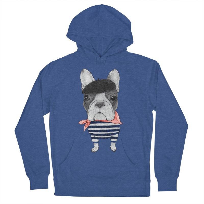 French Bulldog Women's Pullover Hoody by Barruf