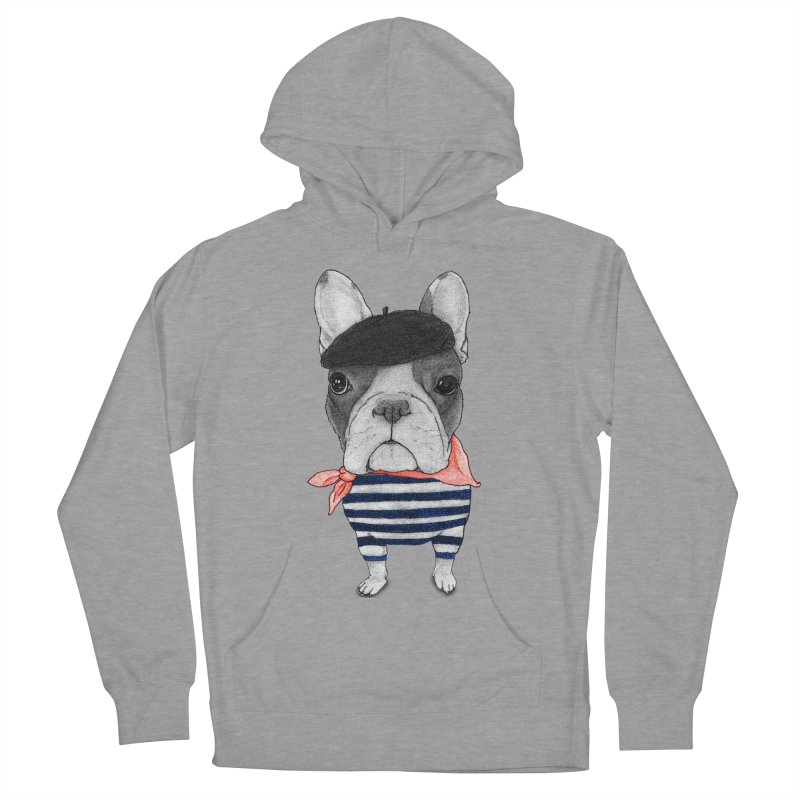 French Bulldog Women's Pullover Hoody by Barruf
