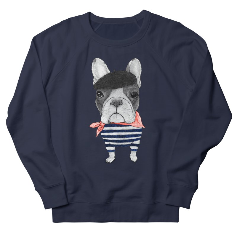 French Bulldog Women's Sweatshirt by Barruf