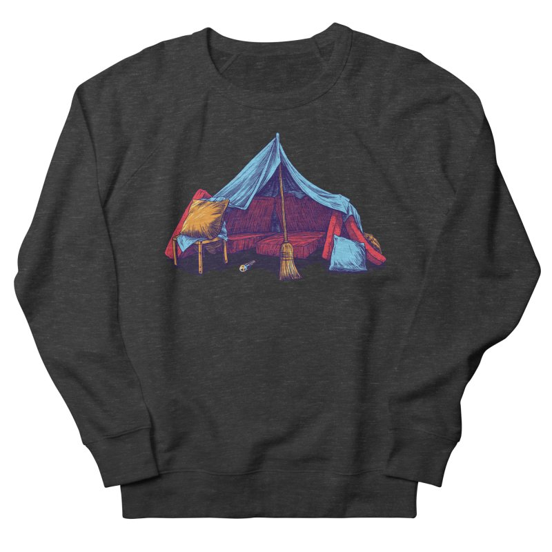 Blanket Fort Women's French Terry Sweatshirt by Barry Blankenship Shirts