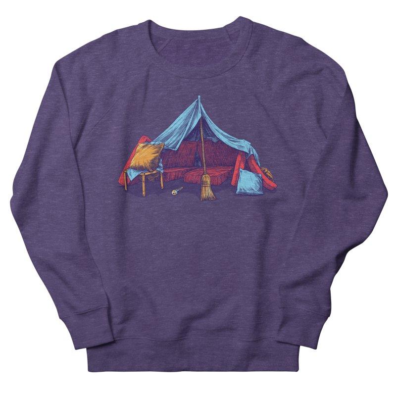Blanket Fort Women's Sweatshirt by Barry Blankenship Shirts