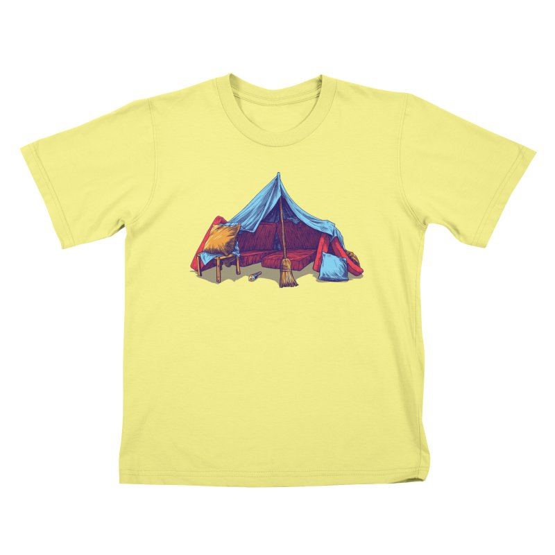 Blanket Fort   by Barry Blankenship Shirts