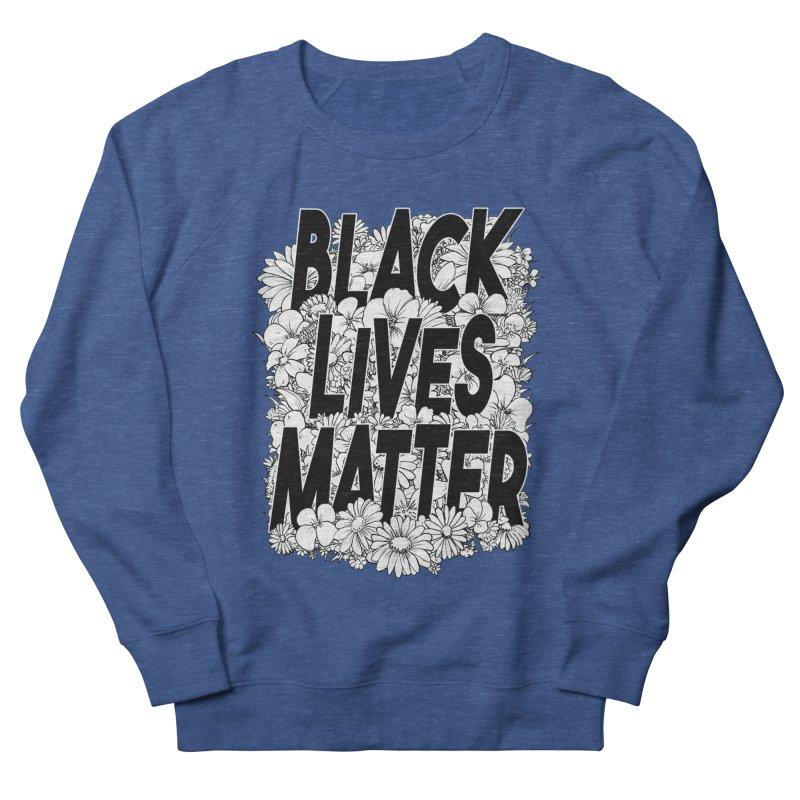 Black Lives Matter Women's Sweatshirt by Barry Blankenship Shirts