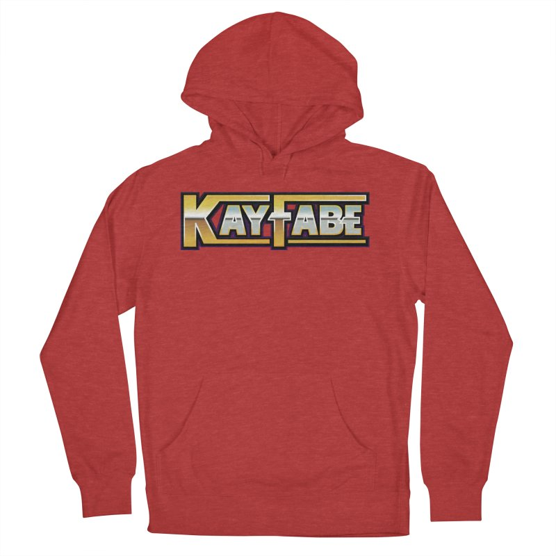 Kayfabe Women's French Terry Pullover Hoody by Barry Blankenship Shirts
