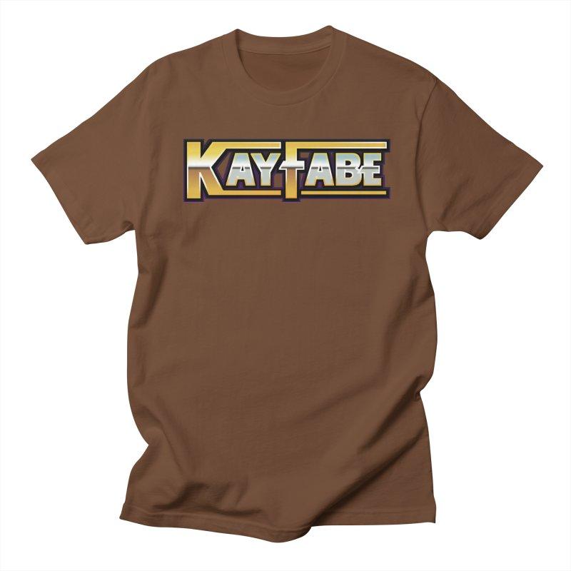 Kayfabe Men's T-shirt by Barry Blankenship Shirts
