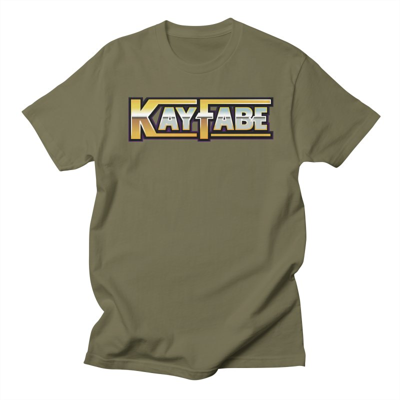 Kayfabe Men's Regular T-Shirt by Barry Blankenship Shirts