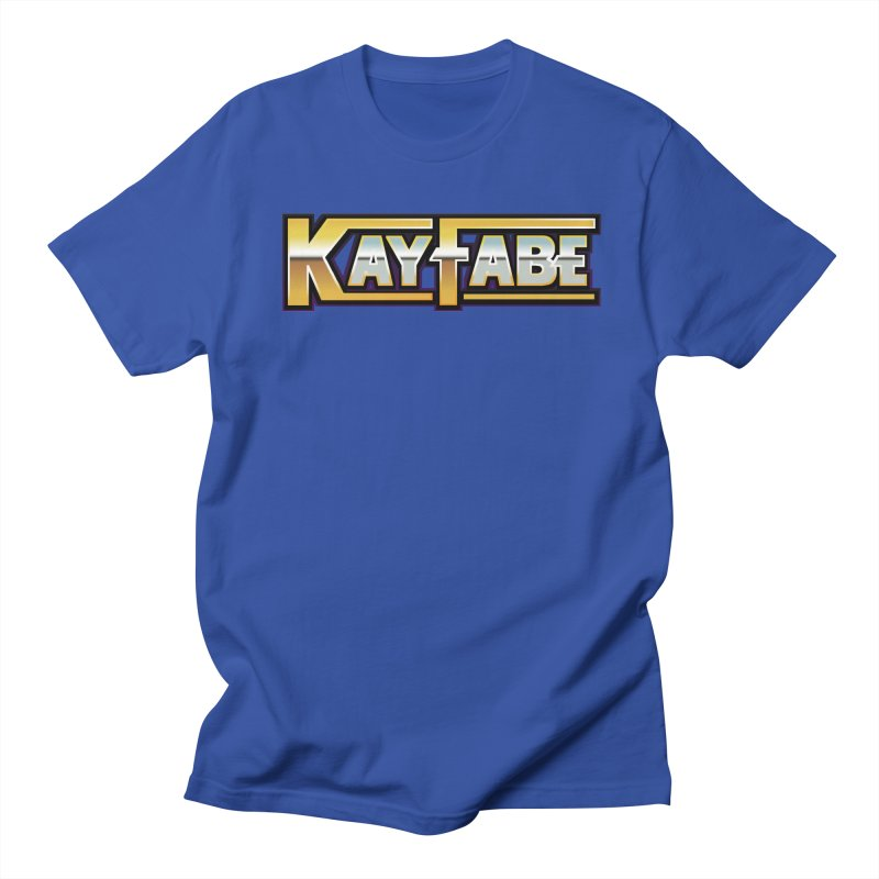 Kayfabe Women's Regular Unisex T-Shirt by Barry Blankenship Shirts
