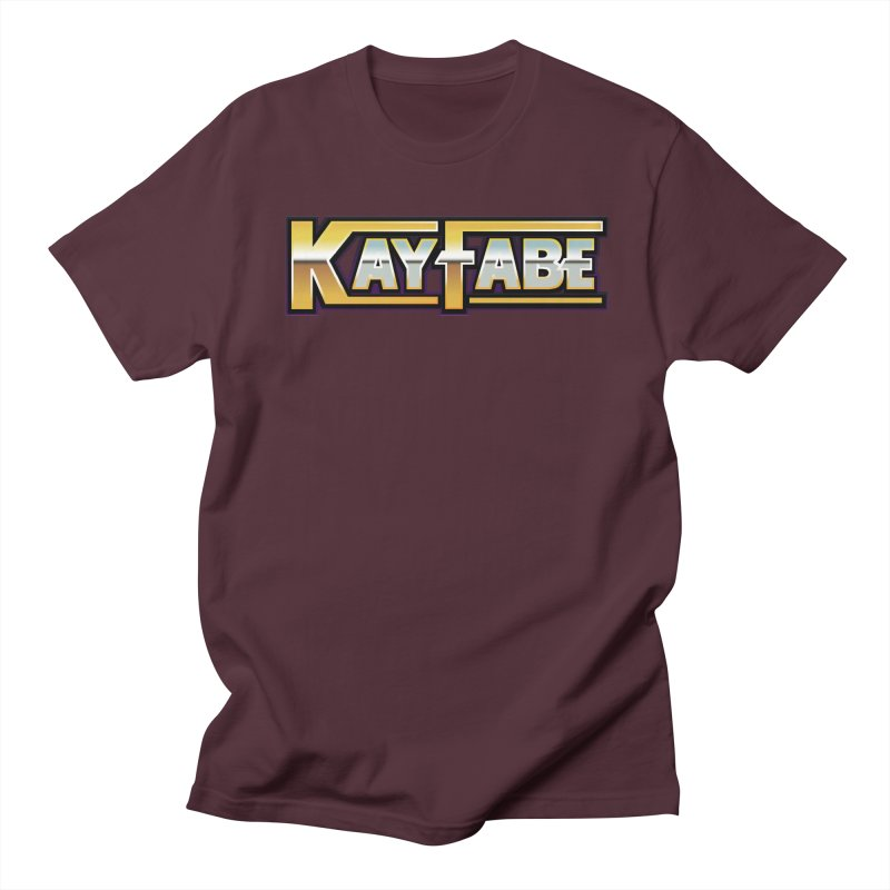 Kayfabe Men's T-shirt by Barry Blankenship Shirts