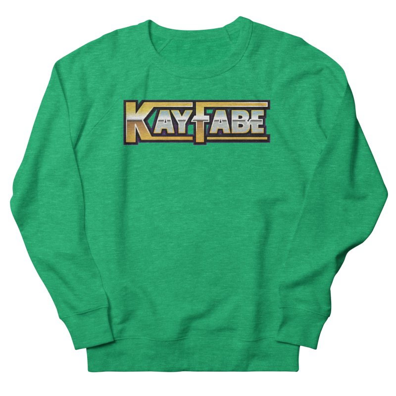 Kayfabe Men's French Terry Sweatshirt by Barry Blankenship Shirts