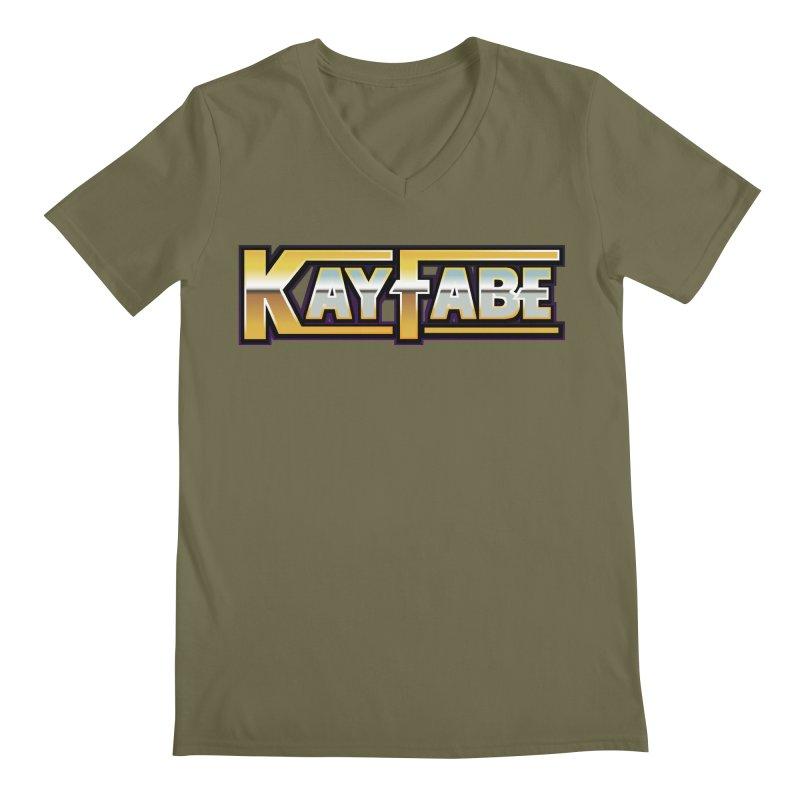 Kayfabe Men's V-Neck by Barry Blankenship Shirts