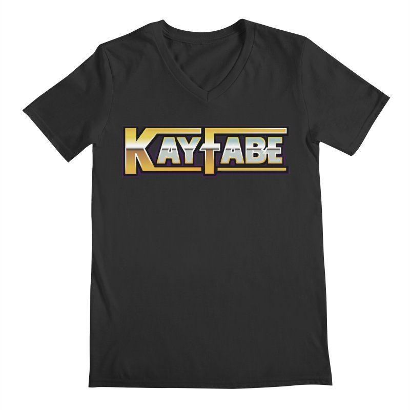 Kayfabe Men's V-Neck by Barry Blankenship Shirts