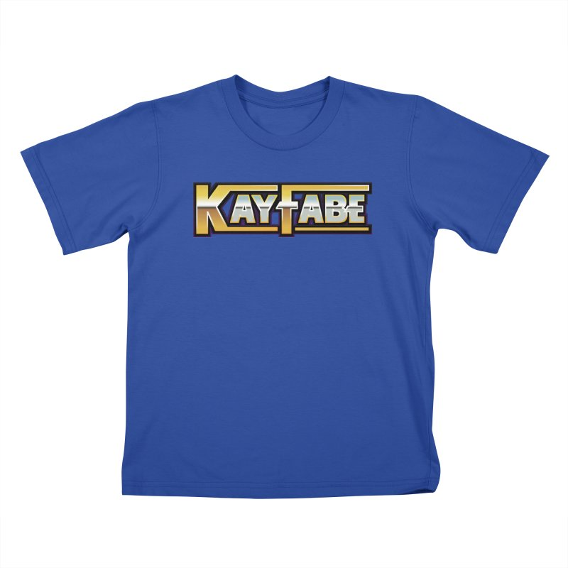 Kayfabe Kids T-Shirt by Barry Blankenship Shirts