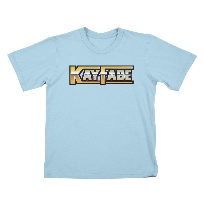 Kayfabe Kids T-Shirt by Barry Blankenship Shirts