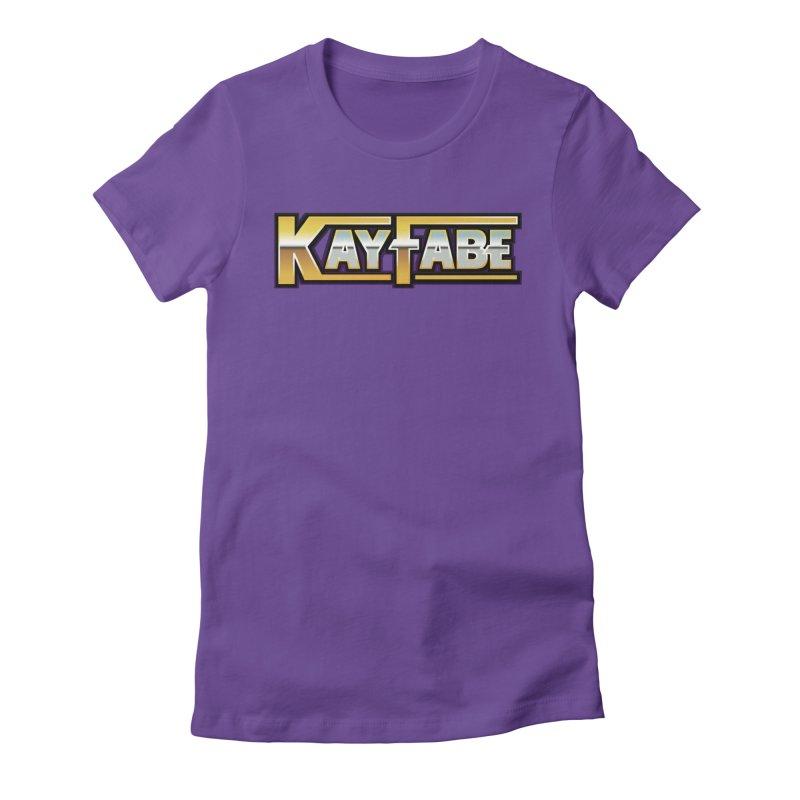 Kayfabe Women's T-Shirt by Barry Blankenship Shirts