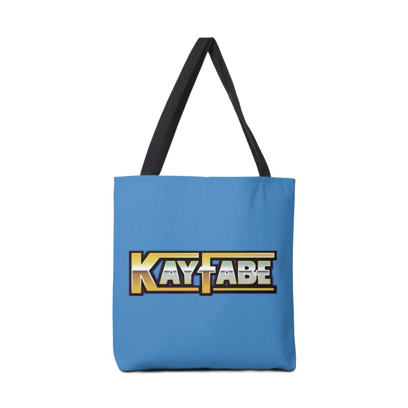 Kayfabe Accessories Tote Bag Bag by Barry Blankenship Shirts