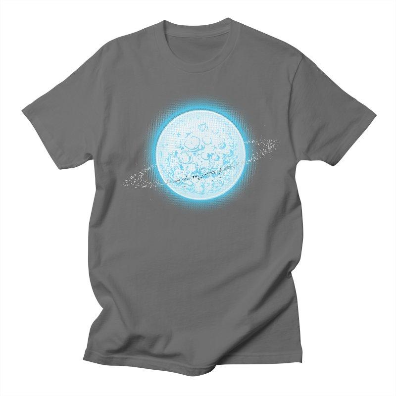 Lunar Orbit Men's T-Shirt by Barry Blankenship Shirts