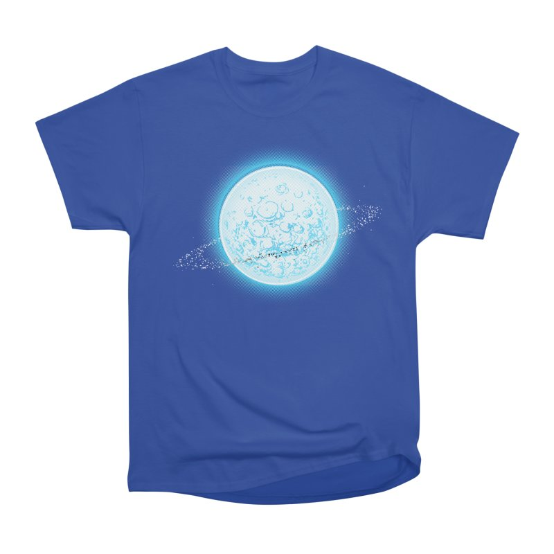 Lunar Orbit Men's T-Shirt by Barry Blankenship Shirts