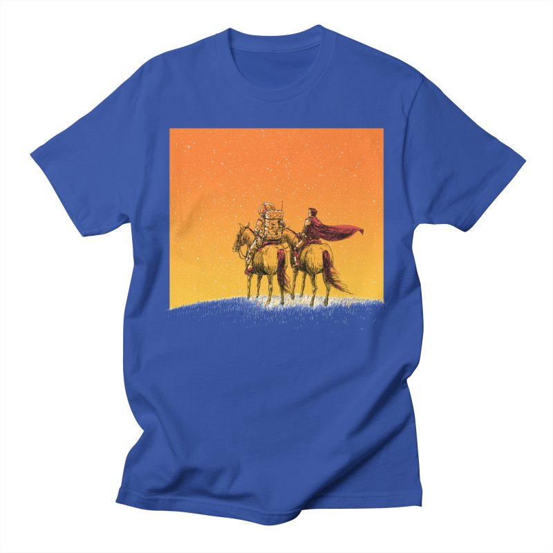 Good Old Days Men's T-Shirt by Barry Blankenship Shirts