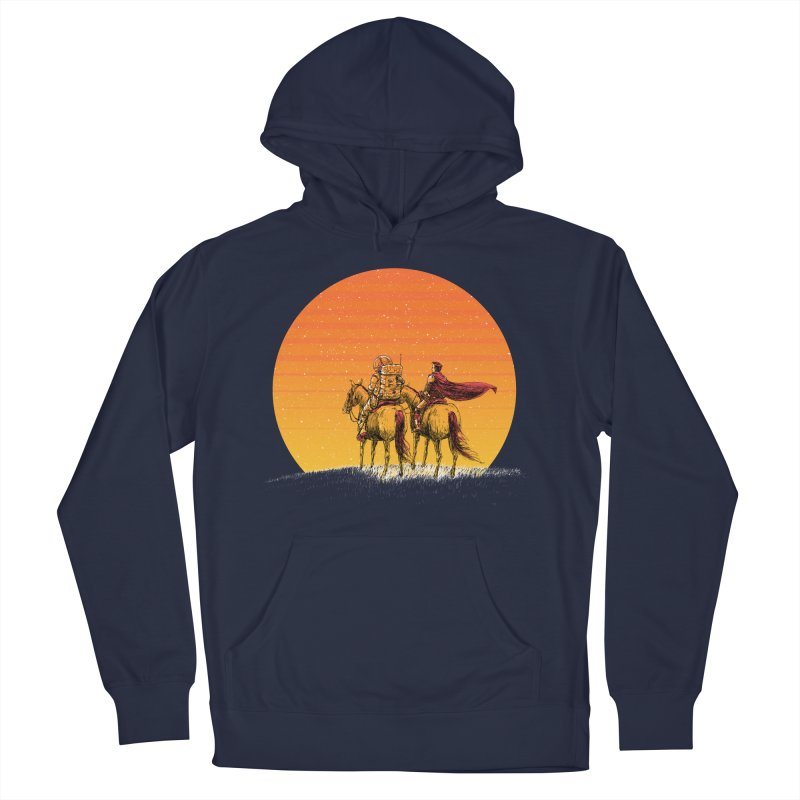 Good Old Days Men's Pullover Hoody by Barry Blankenship Shirts