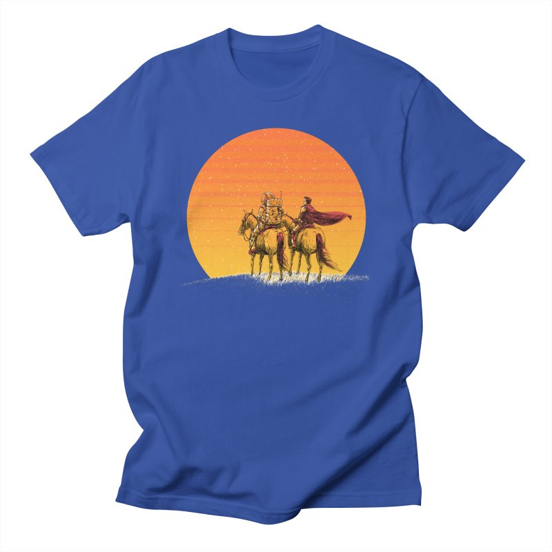 Good Old Days Men's Regular T-Shirt by Barry Blankenship Shirts