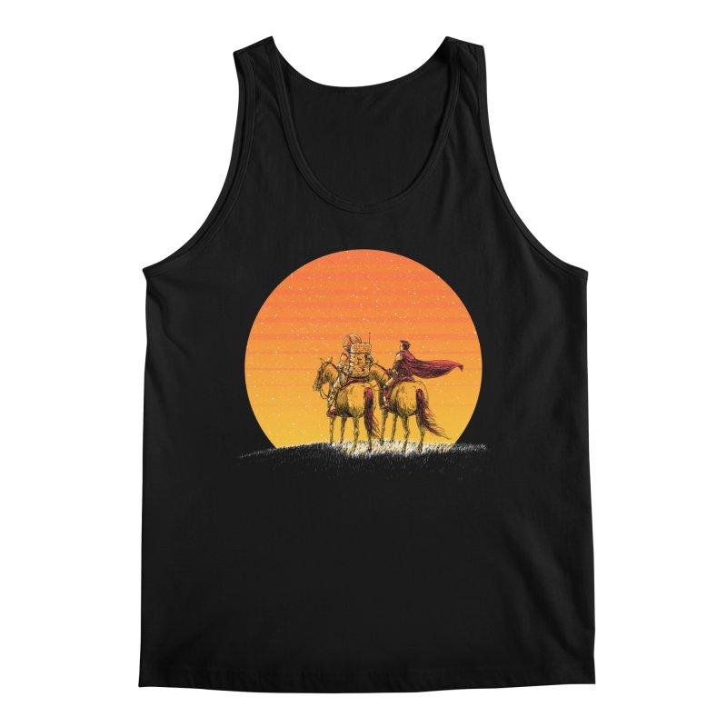 Good Old Days Men's Regular Tank by Barry Blankenship Shirts