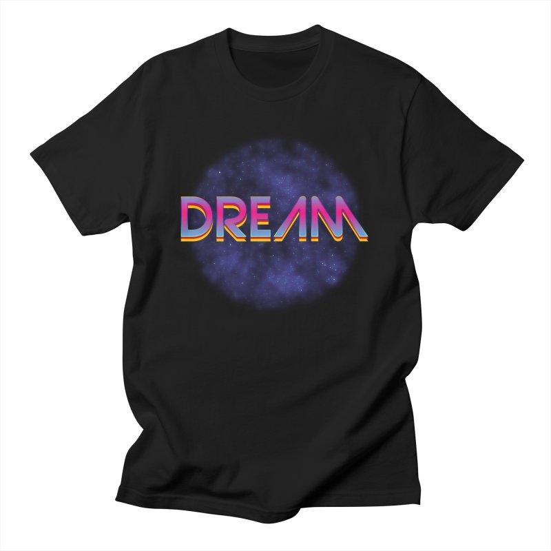 Dream Men's T-Shirt by Barry Blankenship Shirts