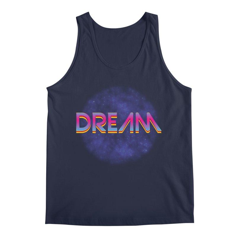 Dream Men's Tank by Barry Blankenship Shirts
