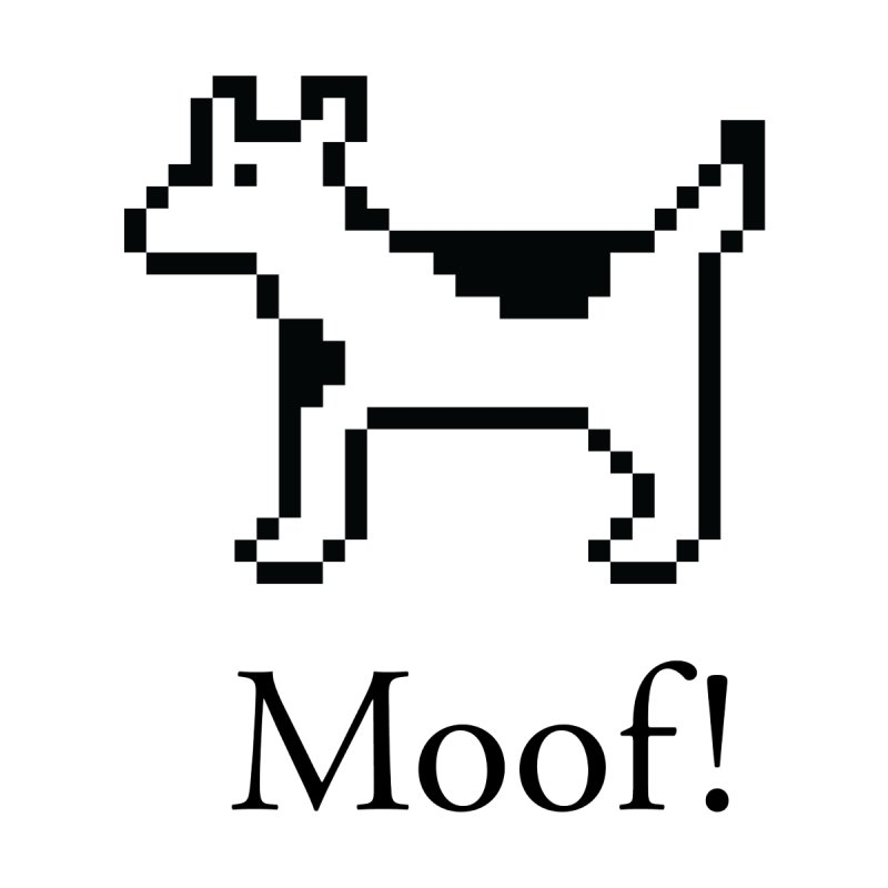 Moof! by Christoph Bartneck's Design Shop