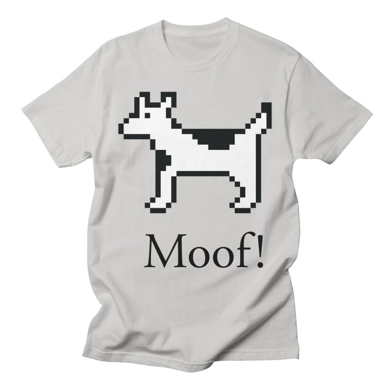 Moof! Women's T-Shirt by Christoph Bartneck's Design Shop