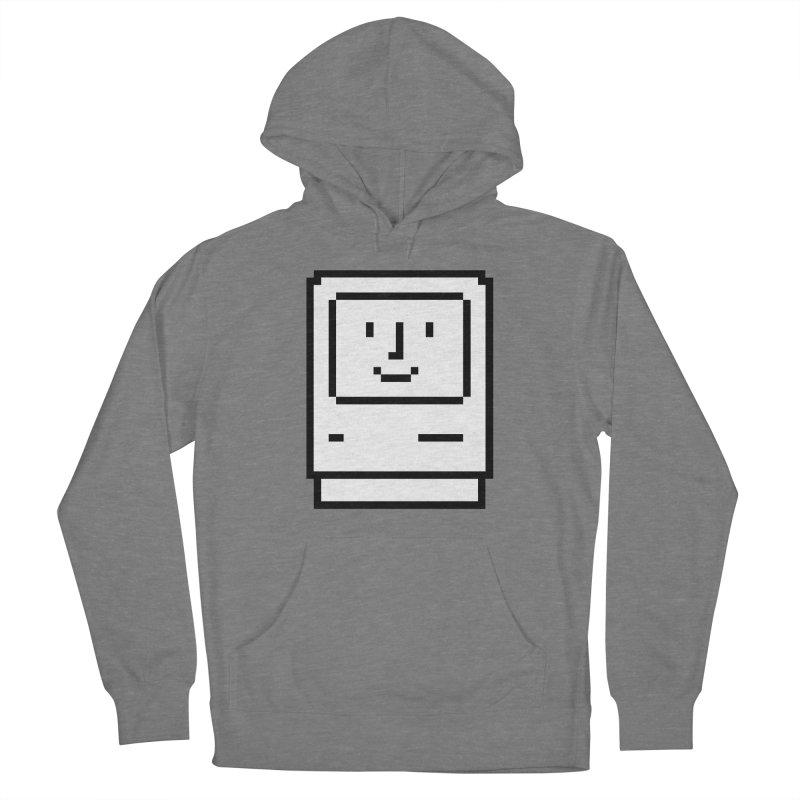 Happy Mac Men's Pullover Hoody by Christoph Bartneck's Design Shop