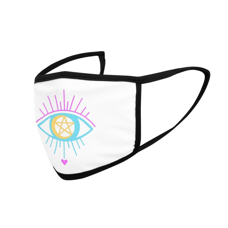 Basic Witches Sigil Accessories Face Mask by Basic Witches Merch!