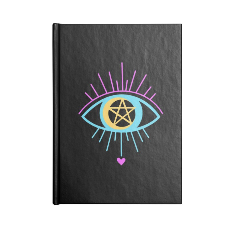 Basic Witches Sigil Accessories Notebook by Basic Witches Merch!